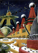 City of the future past