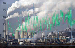Industrial pollution from growth