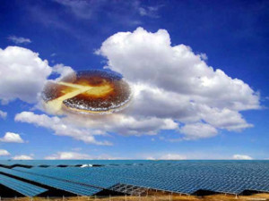 Vision of solar arrays